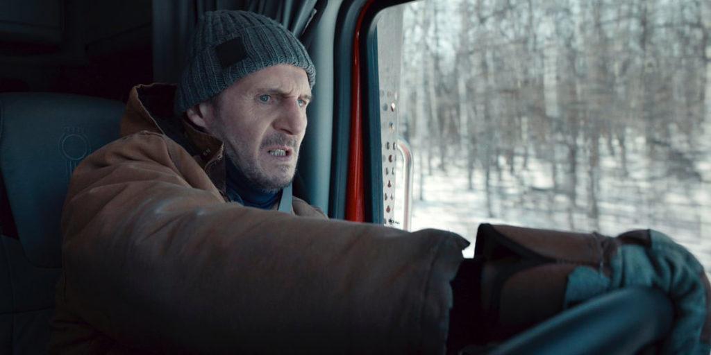 نقد فیلم The Ice Road