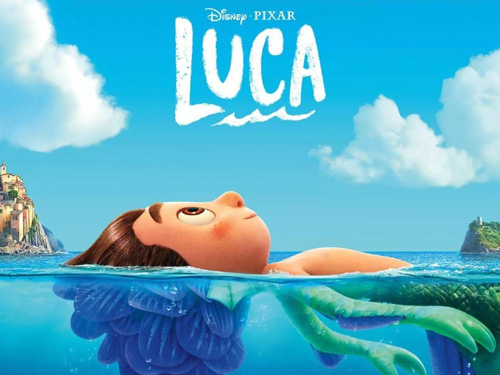 نقد انیمیشن LUCA