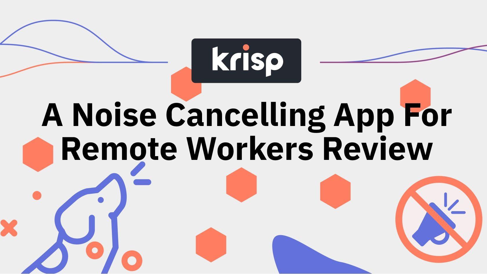 نرم افزار Krisp