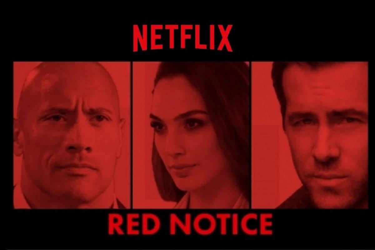 فیلم Red Notice