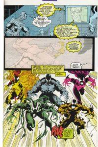 رایت در شماره ۴ کمیک Venom: Lethal Protector (برای دیدن سایز کامل روی تصویر کلیک کنید)