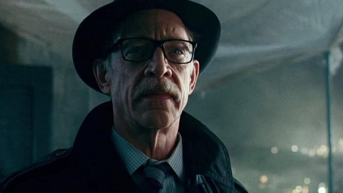 جی. کی. سیمونز در فیلم Batgirl احتمالا نقش جیمز گوردون را ایفا میکند