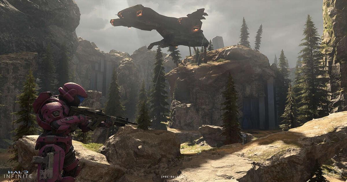 بیش از صد هزار نفر برای بتای بازی Halo Infinite ثبت نام کردهاند
