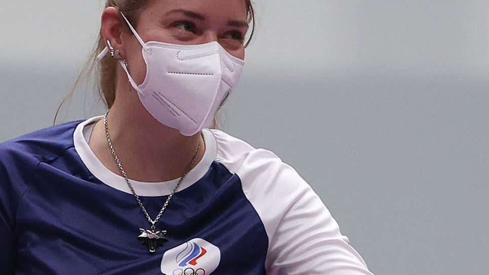 طرفدار ویچر مدال طلای مسابقات المپیک ۲۰۲۱ توکیو را به دست آورد