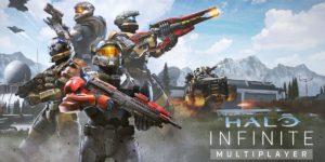 نقشههای جدیدی از حالت چندنفره Halo Infinite لو رفت