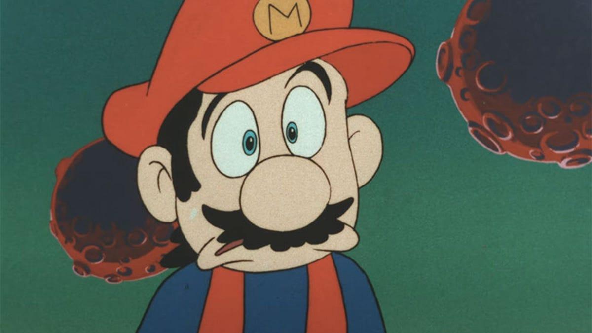 بازسازی انیمیشن قدیمی ماریو از دهه ۸۰ با وضوح 4K