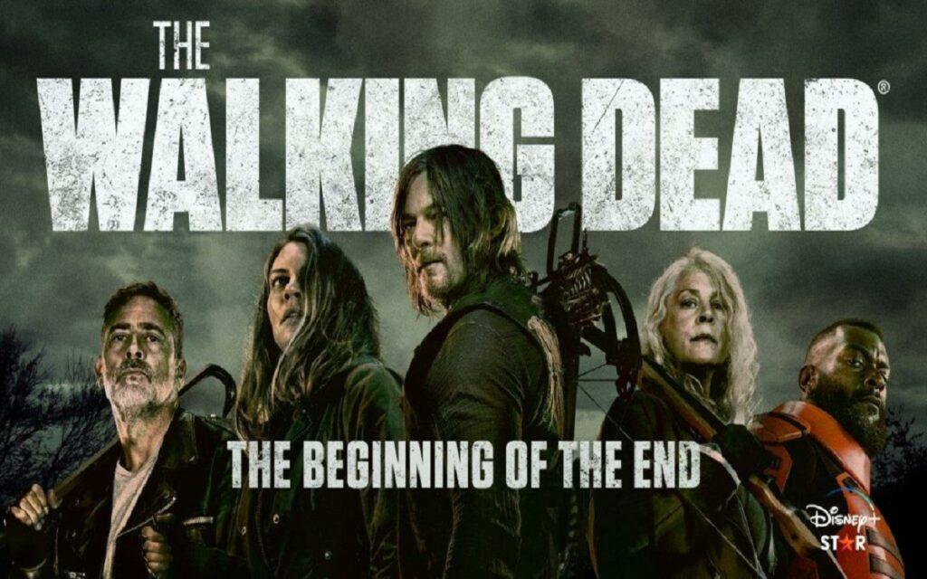 سریال Walking Dead