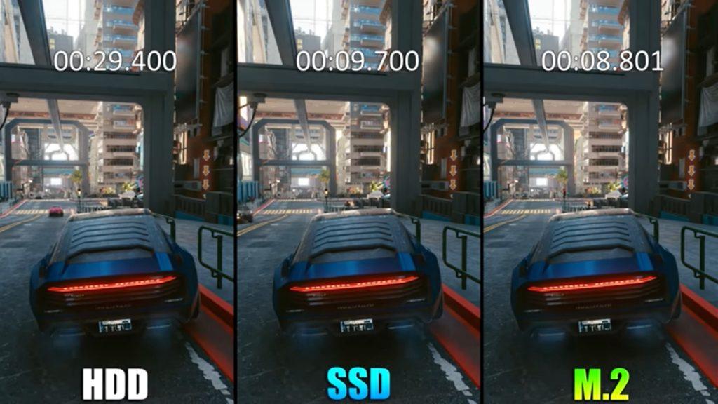 مقایسه SSDهای NVMe و SATA