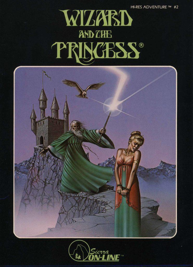 جادوگر و پرنسس