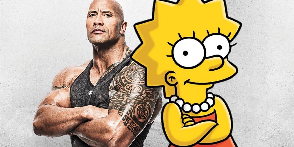 سازندگان The Simpsons خواهان حضور راک در سریال هستند