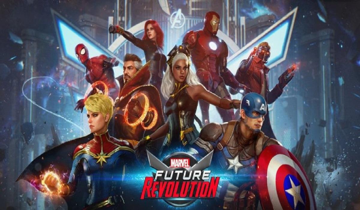 بازی رایگان موبایلی Marvel Future Revolution ماه آینده عرضه میشود