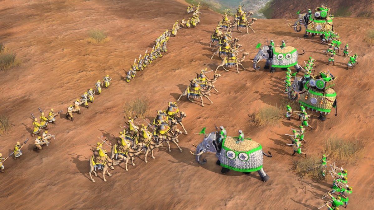 تریلر جدید Age of Empires 4 سلسله عباسی را نمایش میدهد