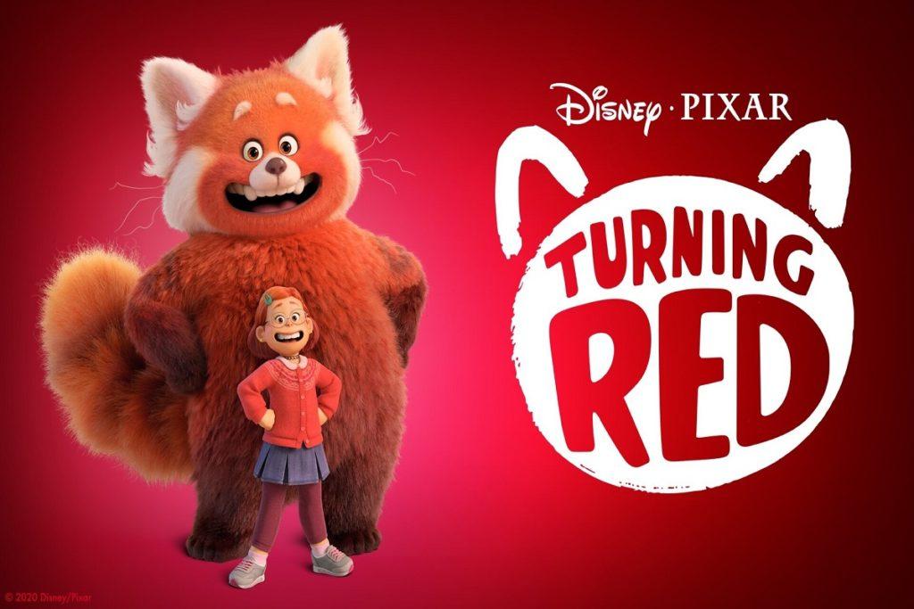 انیمیشن Turning Red