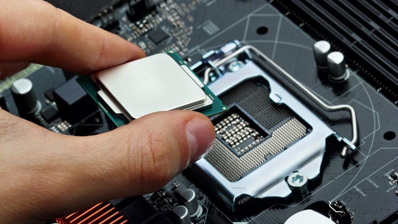 پردازنده مرکزی یا CPU
