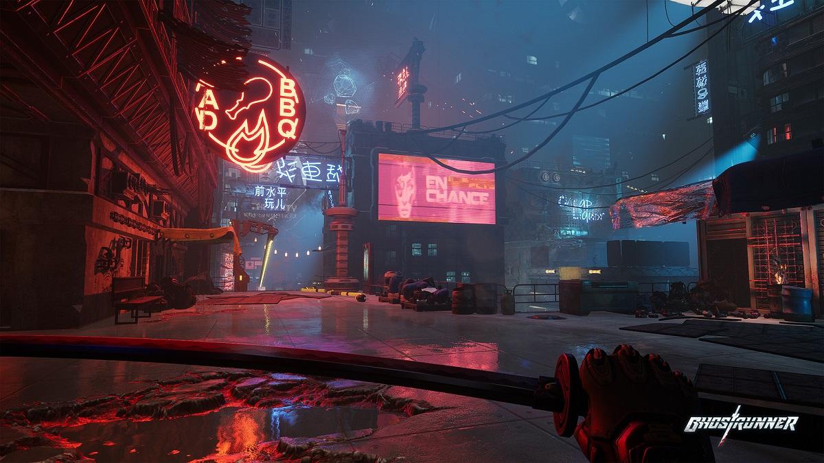 تاریخ انتشار محتوای اضافی بازی Ghostrunner مشخص شد