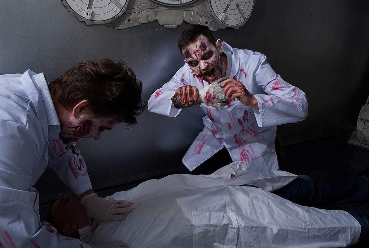 اتاق فرار ترسناک و هرآنچه باید درباره آن بدانید