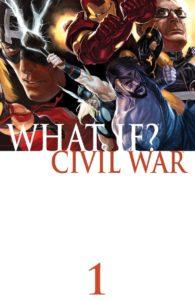 کاور کمیک What If? Civil War (برای دیدن سایز کامل روی تصویر کلیک کنید)