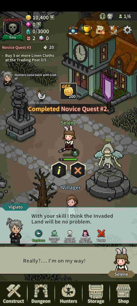 Evil Hunter Tycoon