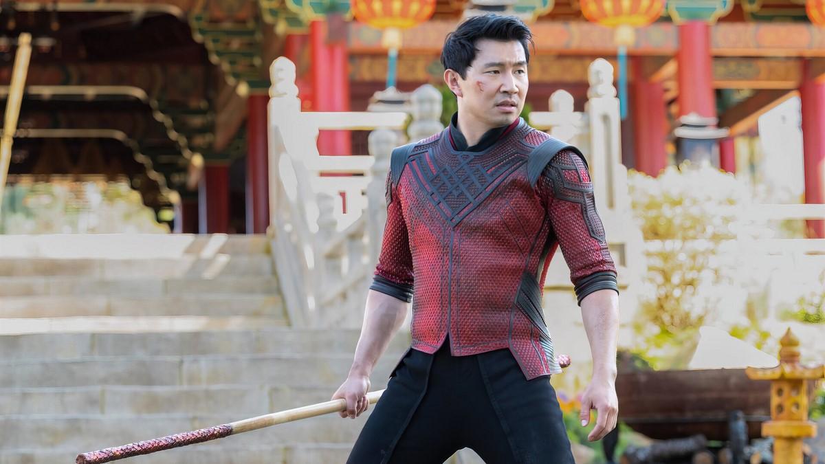 شانگ چی با بازی سیمو لیو در فیلم Shang-Chi and the Legend of the Ten Rings