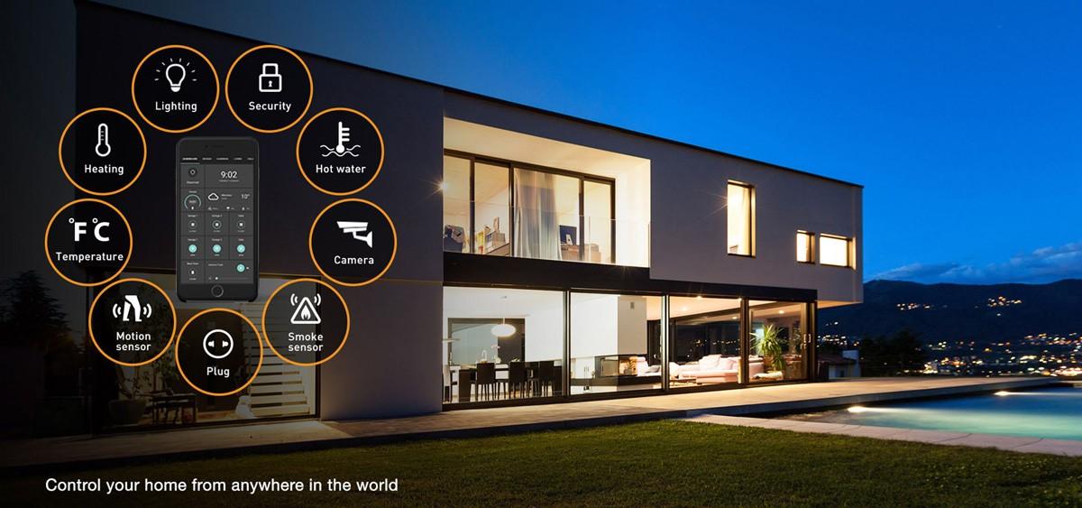 با هوشمند کردن خانهی خود، کنترل خانه و زندگی را به دست بگیرید