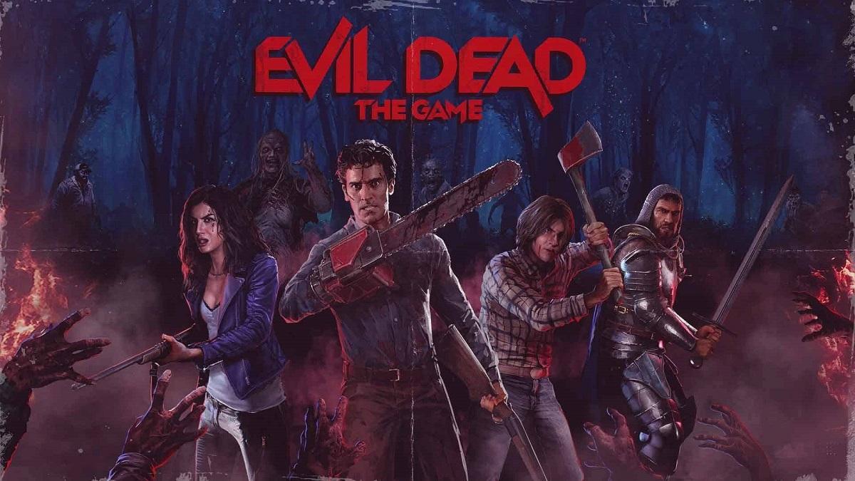 بازی Evil Dead: The Game تا سال آینده تاخیر خورد