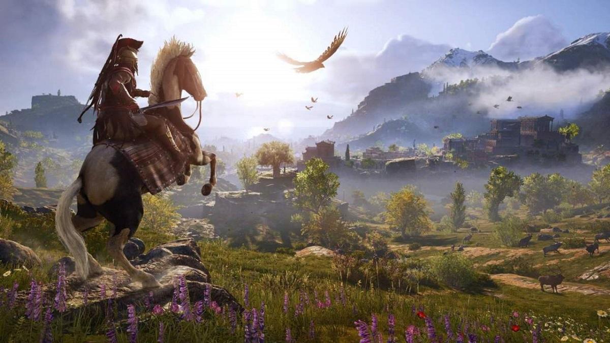 پشتیبانی از فریم ریت ۶۰ به نسخه نسل بعدی Assassin's Creed Odyssey اضافه میشود