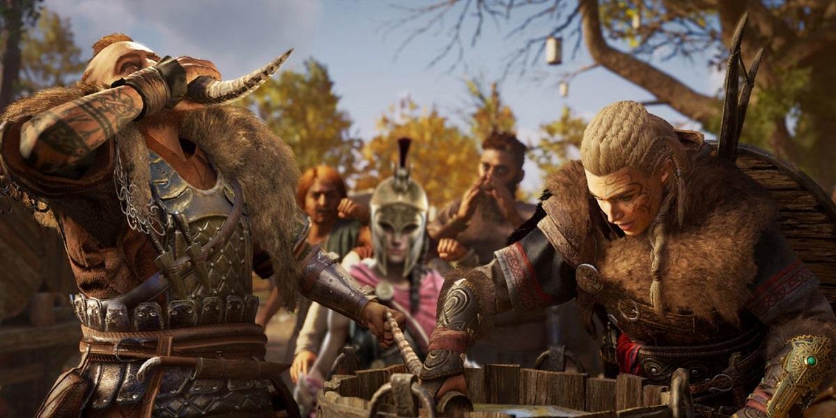 یک شخصیت قدیمی در بروزرسانی آینده Assassin's Creed Valhalla حضور دارد