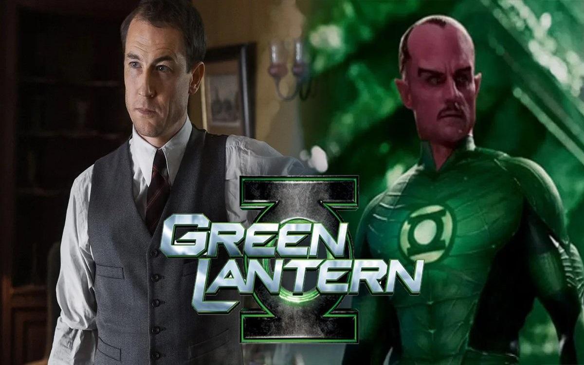 بازیگر Game of Thrones نقش ویلن سریال Green Lantern را ایفا میکند