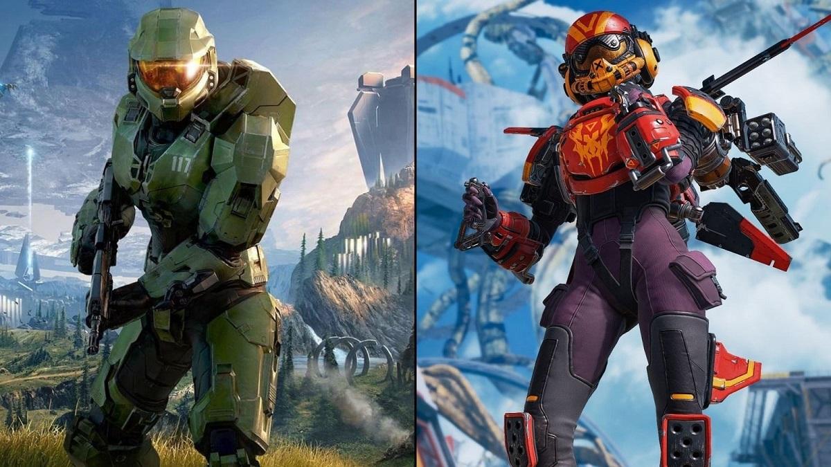 طرفداران ایپکس لجندز خواهان یکی از ویژگیهای Halo Infinite هستند