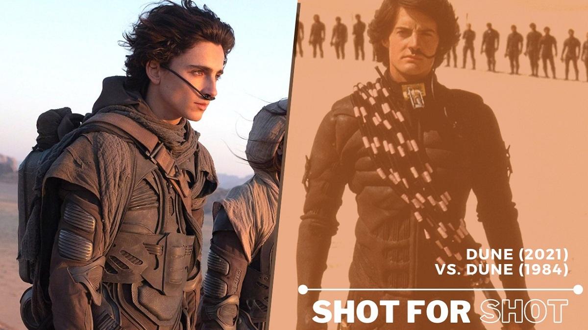 مدت زمان فیلم Dune مشخص شد
