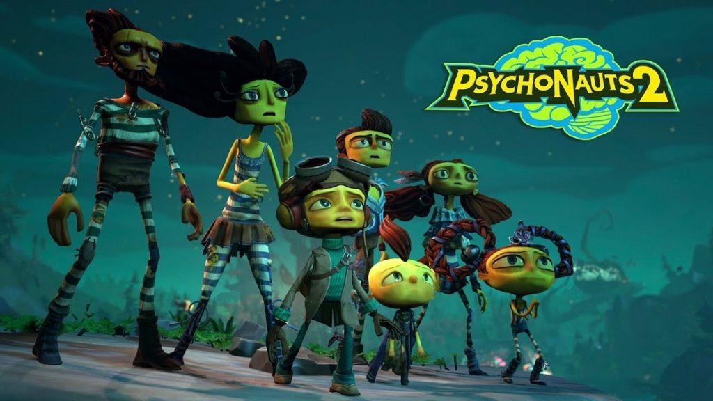 بازی Psychonauts 2