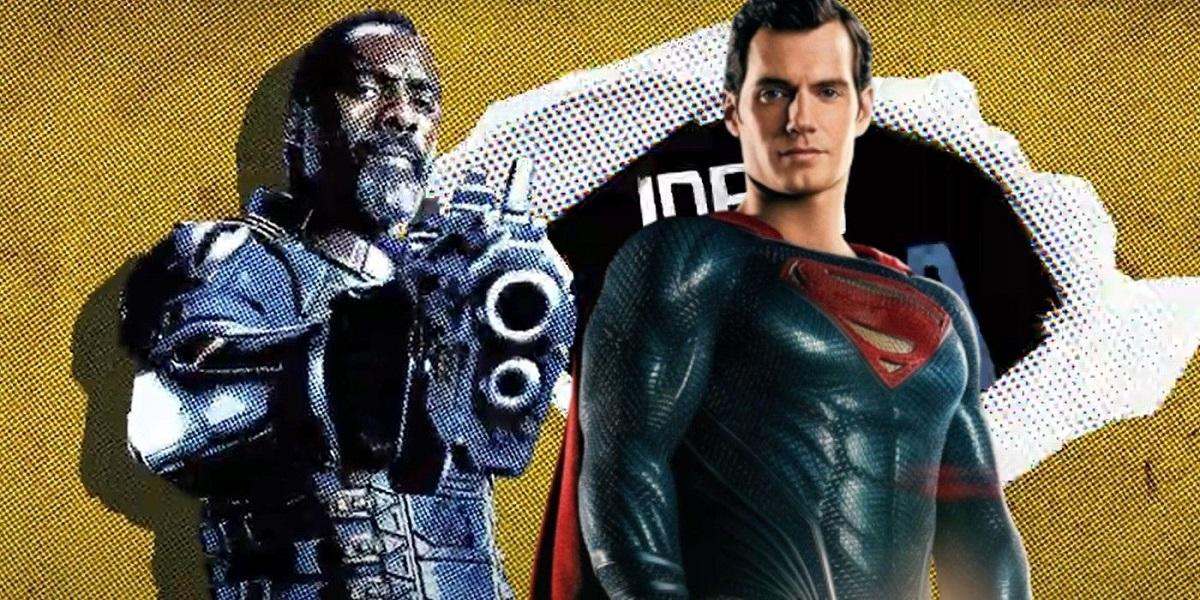 سوپرمن قرار بود شخصیت منفی فیلم The Suicide Squad باشد