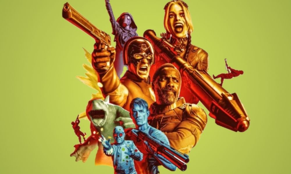 The Suicide Squad دومین فیلم پربیننده HBO Max بوده است
