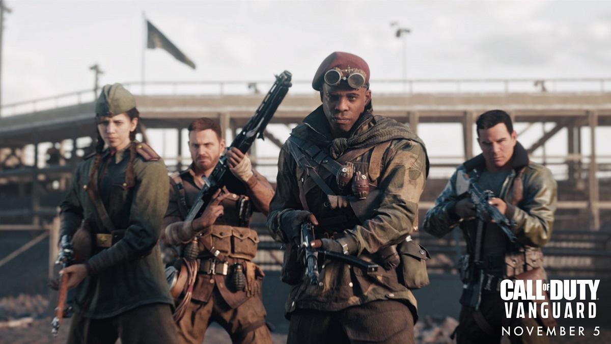 تاریخ آغاز تست آلفای Call of Duty: Vanguard مشخص شد