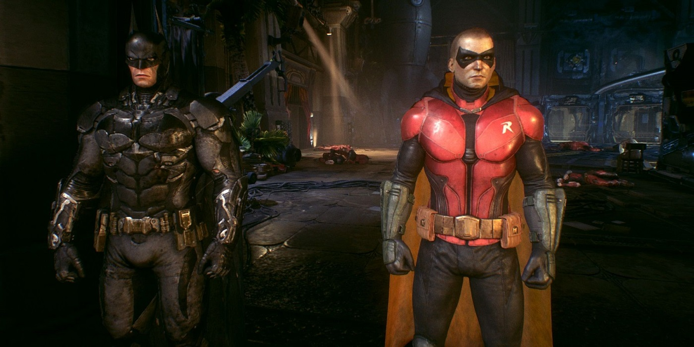 هوش مصنوعی Batman Arkham Knight روی رابطه بتمن و رابین تاثیر دارد