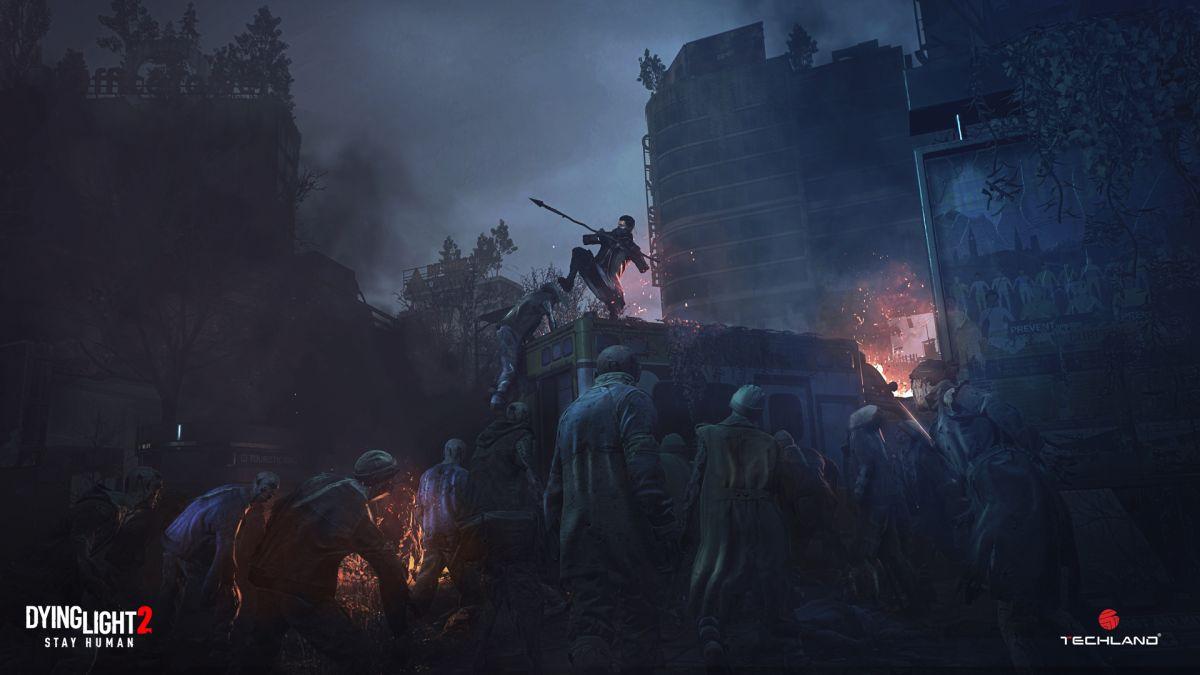 اطلاعات جدیدی از بازی Dying Light 2 منتشر شد