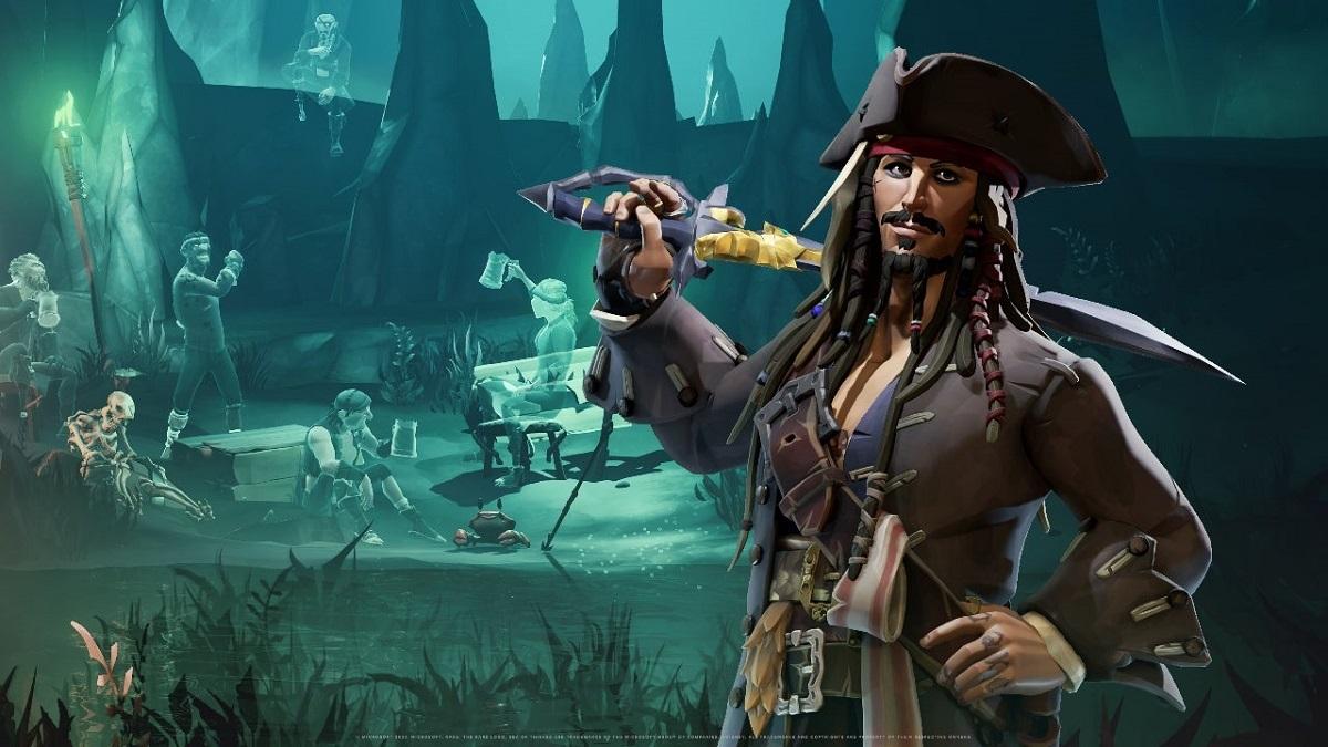 بازی Sea of Thieves رکورد تعداد بازیکنان خود را شکست