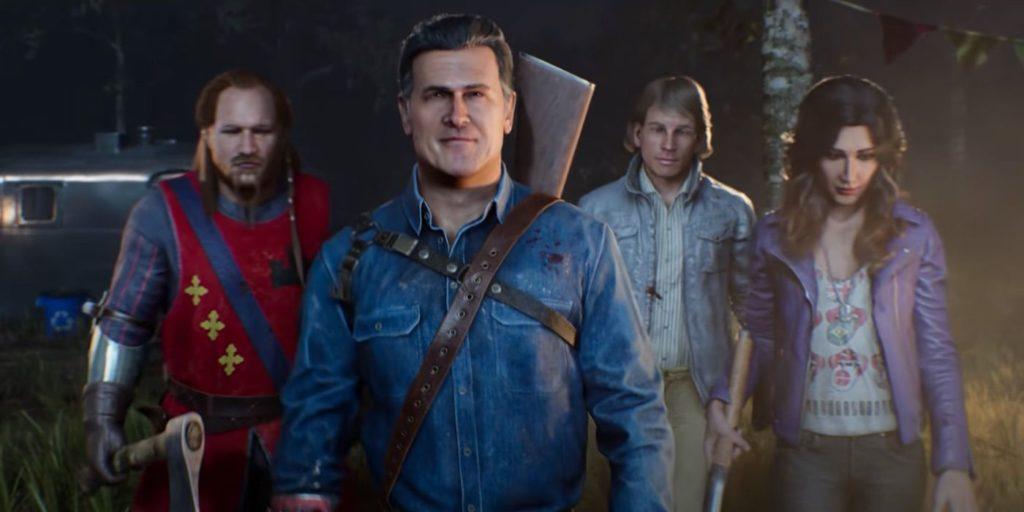 بازی Evil Dead: The Game