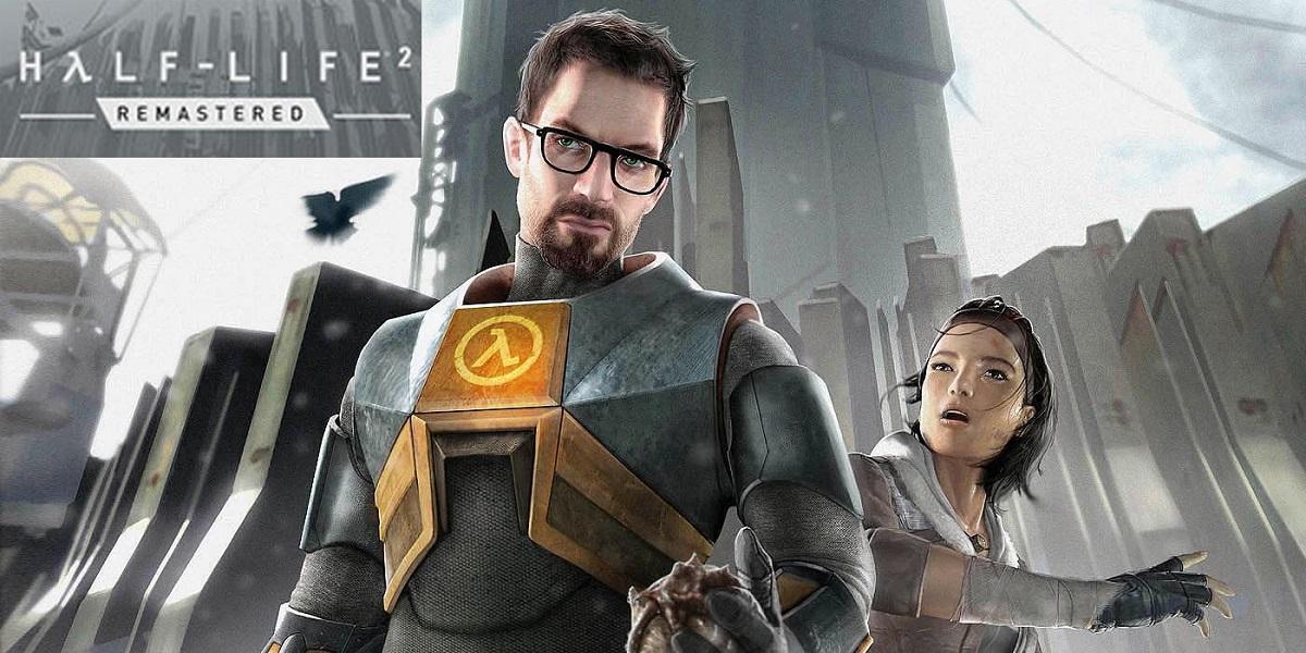 Half-Life 2 Remastered با تایید ولو در دست ساخت است