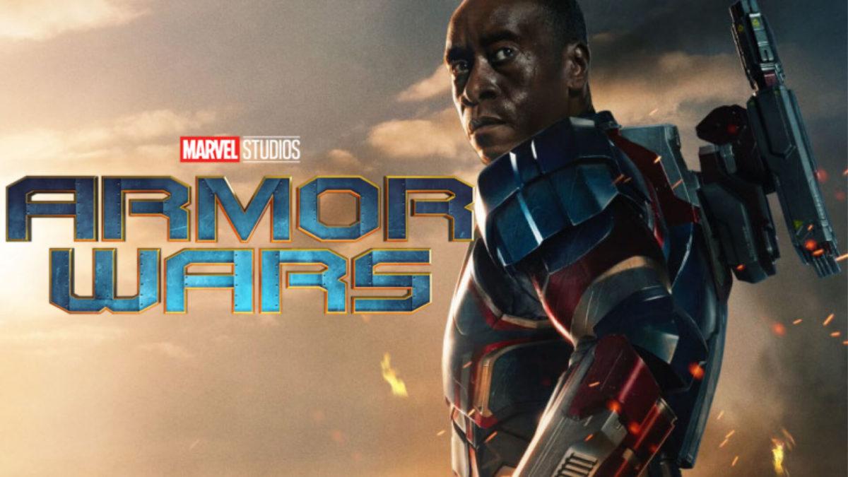 سریال Armor Wars نویسنده خود را پیدا کرد