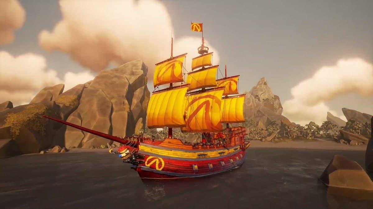 کراساوور بازی Sea of Thieves با Borderlands رونمایی شد