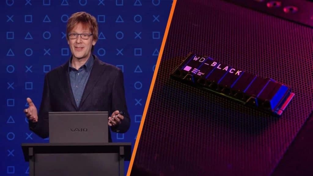 توسعهدهنده سونی SSD مورد نظر خود برای ارتقا حافظه پلی استیشن 5 را اعلام کرد