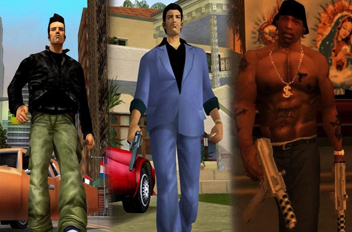 ظاهرا شایعات ساخت ریمستر سهگانه GTA حقیقت دارد