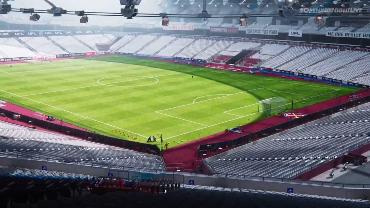 از بازی فوتبال جدیدی به نام UFL رونمایی شد