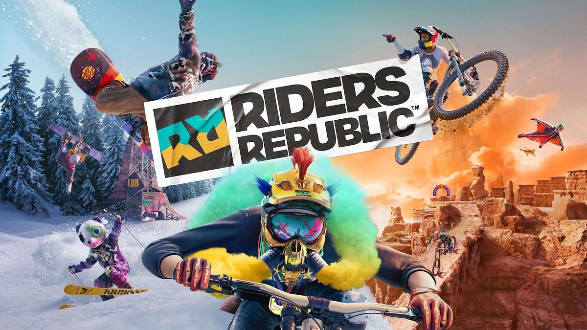 نسخه بتا بازی Riders Republic ماه آینده منتشر میشود