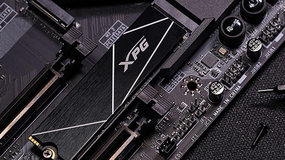 حافظه SSD ایدیتا مدل XPG Gammix S70