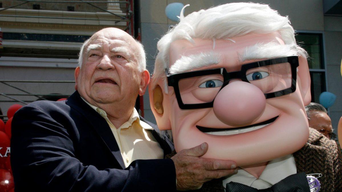 اد اسنر، ستاره فیلم انیمیشنی Up درگذشت