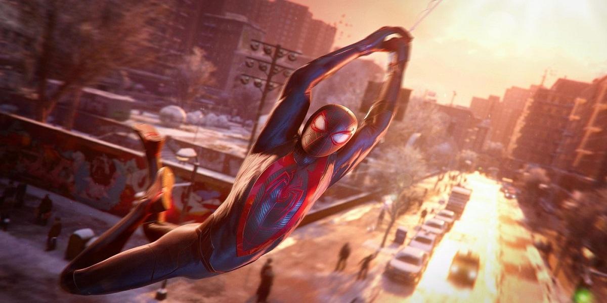 آمار جالبی از بازی Marvel's Spider-Man: Miles Morales منتشر شد