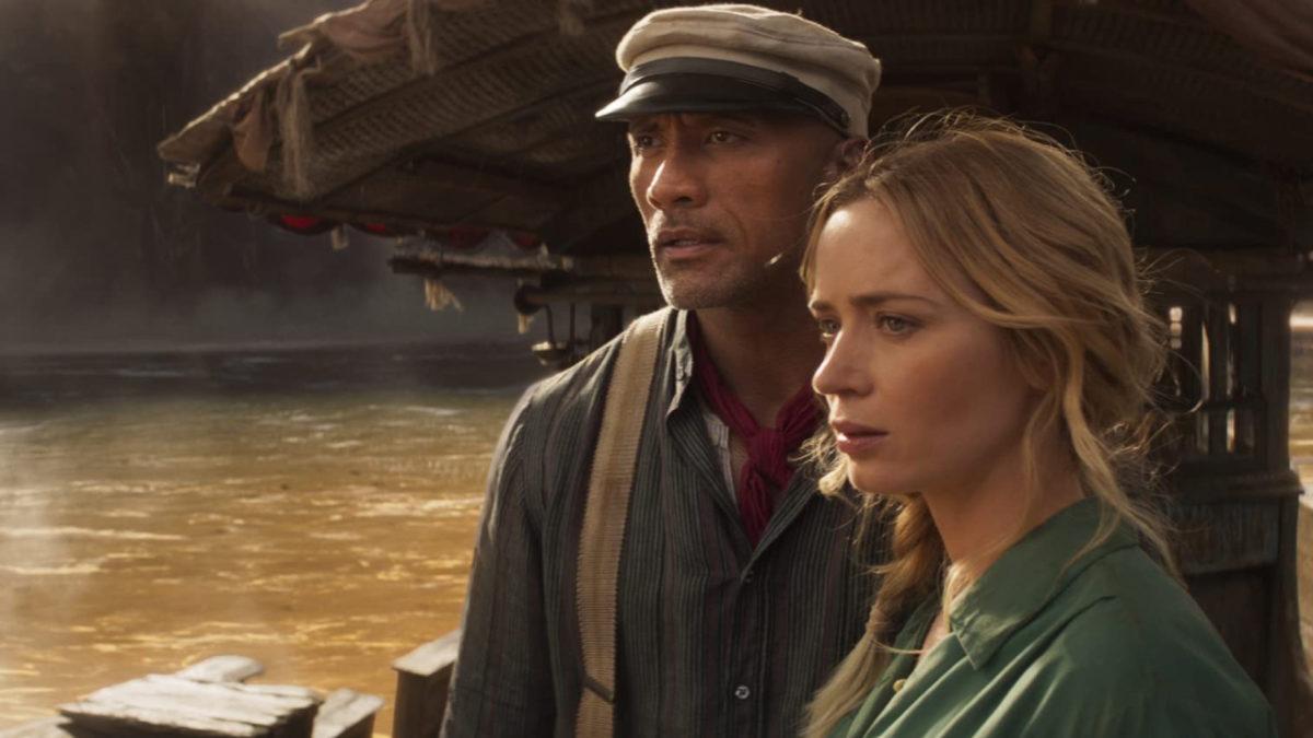 دواین جانسون و امیلی بلانت در یک فیلم دیگر با هم همکاری میکنند
