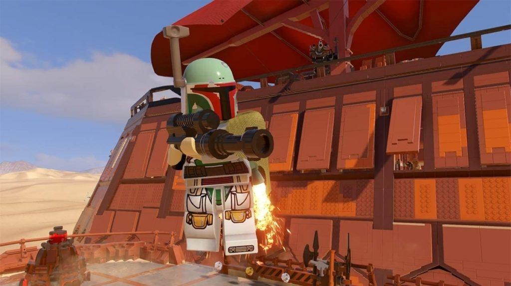 بازی Lego Star Wars